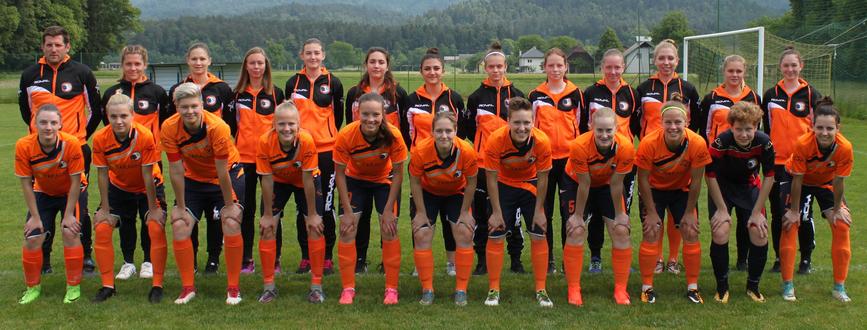 Ženski nogometni klub Cerklje na Gorenjskem - Članska ekipa