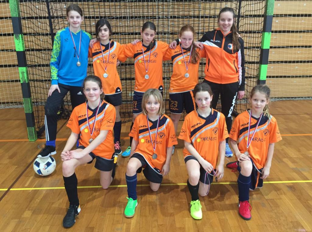 Ženski nogometni klub Cerklje na Gorenjskem - Deklice U-13